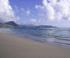 Beach at St. Kitts - Caribbean Islands Travel Photography