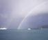 Rainbow at St. Barts - Caribbean Islands Travel Photography